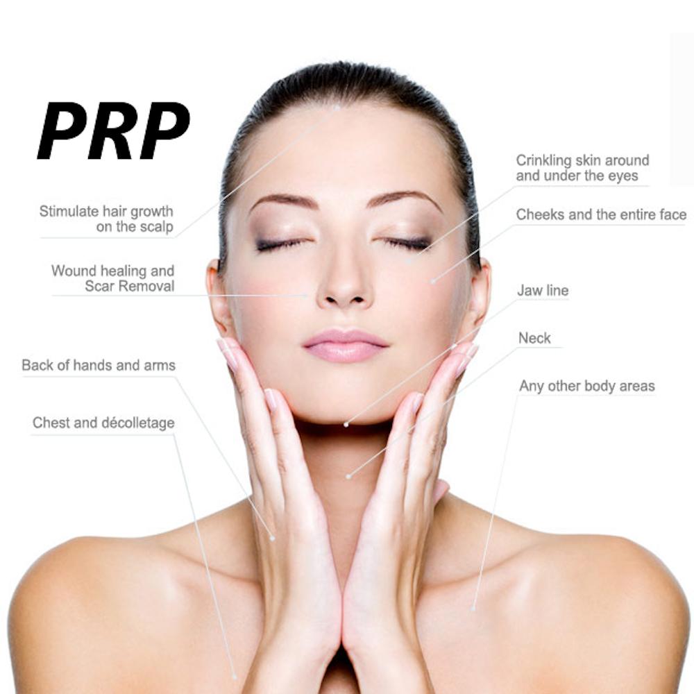 Platelet-Rich Plasma (PRP)